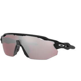 Oakley Radar EV Advancer Sunglasses polished black/prizm snow black